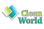 Clean World 2014. Логотип выставки