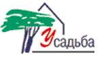 УСАДЬБА. КОТТЕДЖНОЕ СТРОИТЕЛЬСТВО. ЛАНДШАФТНЫЙ ДИЗАЙН 2013. Логотип выставки