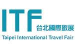 Taipei International Travel Fair / ITF 2015. Логотип выставки