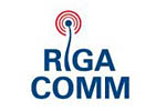 Riga Comm 2018. Логотип выставки
