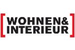 Wohnen & Interieur 2017. Логотип выставки