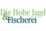 Die Hohe Jagd & Fischerei 2019. Логотип выставки