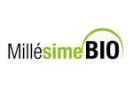 MILLESIME BIO 2018. Логотип выставки