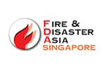 Fire & Disaster Asia (FDA) 2016. Логотип выставки