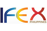 INTERNATIONAL FOOD EXHIBITION (IFEX) PHILIPPINES 2013. Логотип выставки