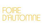 Foire d'Automne 2016. Логотип выставки