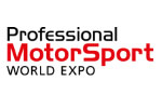 Professional MotorSport World Expo 2016. Логотип выставки