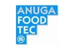Anuga FoodTec 2018. Логотип выставки