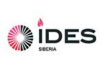 Развитие инфраструктуры Сибири IDES 2013. Логотип выставки