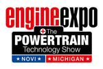 Engine Expo North America 2017. Логотип выставки