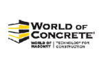 World of Concrete 2018. Логотип выставки