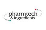 Pharmtech & Ingredients 2016. Логотип выставки