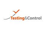 Testing & Control 2019. Логотип выставки
