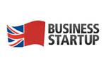 Business Startup 2019. Логотип выставки