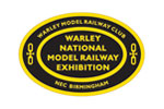Warley Model Railway Exhibition 2012. Логотип выставки
