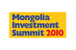The Mongolia Investment Summit 2010. Логотип выставки