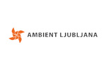 Ambient Ljubljana - Furniture Fair 2018. Логотип выставки