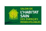 SALON DE L'HABITAT SAIN & DES ENERGIES RENOUVELABLES 2013. Логотип выставки