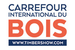 Carrefour International du Bois 2016. Логотип выставки