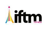 IFTM TOP RESA 2018. Логотип выставки
