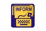 ИНФОРМ-ПРЕСС 2014. Логотип выставки