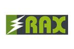 RAX 2018. Логотип выставки