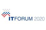 IT FORUM 2020 2018. Логотип выставки