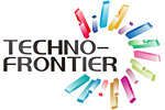 TECHNO-FRONTIER 2014. Логотип выставки