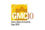 GEARS, MOTORS & CONTROLS EXPO 2010 (GMC'10) . Логотип выставки