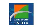 Aerodrome India 2010. Логотип выставки