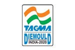 DieMould INDIA 2018. Логотип выставки