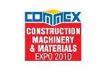 COMMEX 2010. Логотип выставки