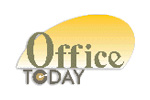 OFFICE TODAY 2010. Логотип выставки