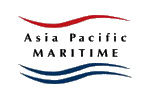 ASIA PACIFIC MARITIME / APM 2018. Логотип выставки