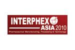 INTERPHEX Asia 2010. Логотип выставки