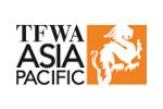 TFWA Asia Pacific 2018. Логотип выставки