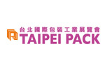 Taipei Pack 2016. Логотип выставки