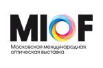 МОСКОВСКАЯ МЕЖДУНАРОДНАЯ ОПТИЧЕСКАЯ ВЫСТАВКА / MIOF 2018. Логотип выставки