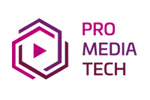 ProMediaTech 2020. Логотип выставки