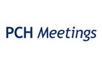 PCH MEETINGS 2016. Логотип выставки
