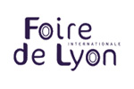 FOIRE INTERNATIONALE DE LYON 2018. Логотип выставки
