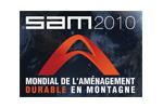 SAM 2014. Логотип выставки