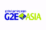 Global Gaming Expo Asia (G2E Asia) 2018. Логотип выставки