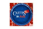 CARTES in Asia 2014. Логотип выставки