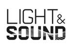 light & sound 2020. Логотип выставки
