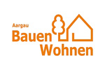 BAUEN+WOHNEN AARGAU 2010. Логотип выставки