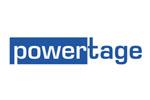 Powertage 2018. Логотип выставки