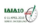 IAIA 2010. Логотип выставки