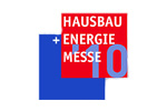 Hausbau + Energie Messe 2013. Логотип выставки