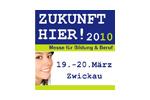 ZUKUNFT HIER 2010. Логотип выставки